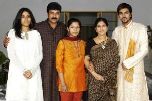 Chiranjeevi Family photo